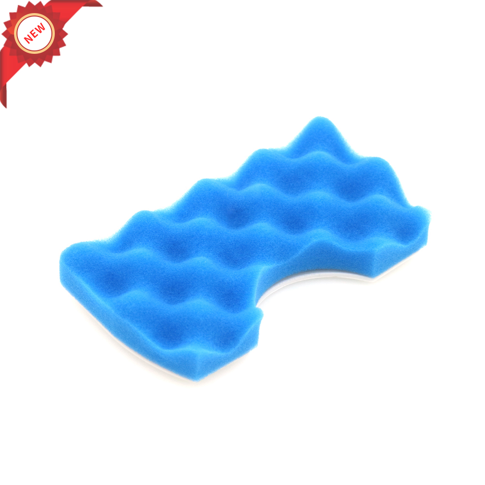 1 Set Blue Sponge Hepa Filter Kit For Samsung DJ97-01040C SC43 SC44 SC45 SC47 Series Robot Vacuum Cleaner Parts Accessory