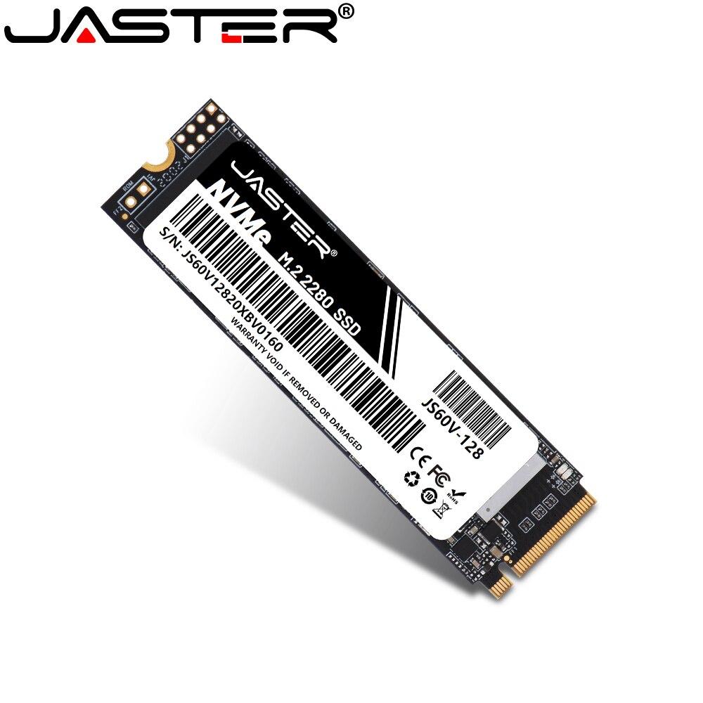 JASTER SSD NVME 2280 PCIe HDD Internal Hard Disk 128 GB 256GB 512GB Laptop Desktop Ultrabook Internal Hard Drive