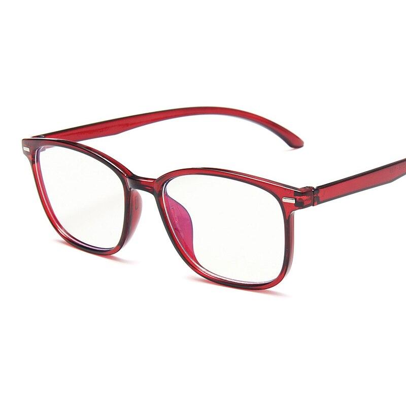 Vintage Anti Blue Eyeglasses Frame Women Round Computer Glasses for Men Prescription Eyewear Gafas Oculos