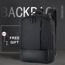 Anti Theft Business Men Male Travel Backpack Shoulder Bag For Laptop 16.5 Inch Bagpack USB Charging Outdoor Travel Bag Backpacks 2018 men s backpack 10w solar designer backpack usb charging anti theft 15 6 laptop bag men s shoulder travel backpacks