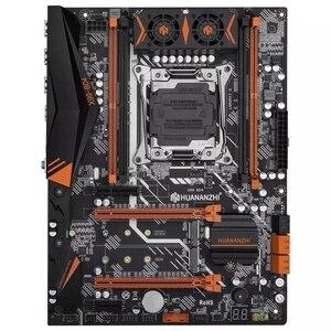 Image 4 - HUANANZHI X99 kit combinato scheda madre XEON E5 2620 V3 2*8G DDR4 2666 NON ECC memoria NVME USB3.0 ATX