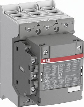ABB & GE; contactor 100-250 V AC/DC & Omega;