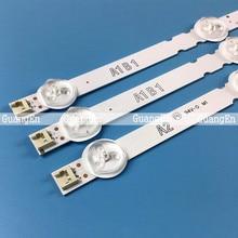 30PCS 630mm  Backlight Lamp Strip for LG 32 TV 32ln541v 32LN540V A1/A2 Type 6916L 1437A 6916L 1438A 6916L 1204A 6916L 1426A