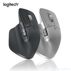 Mysz logitech Mx Master 3 wszędzie 2S bezprzewodowa mysz bluetooth mysz biurowa z bezprzewodowym odbiornikiem 2.4G Mx master 2s upgrade