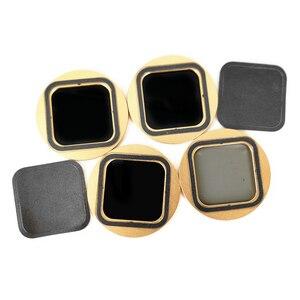 Image 3 - CPL ND8 ND16 ND32 nötr yoğunluk Lens filtre Sticker kapak Gopro Hero 8 siyah eylem kamera filtreleri aksesuarları