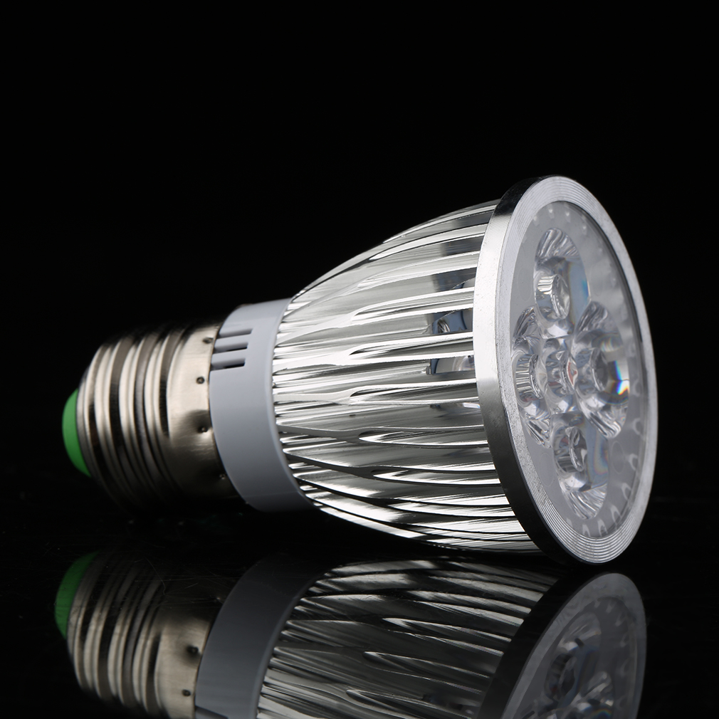 New High Quality 5W Par20 Plant Light AC85-265V Garden Indoor Hydroponic Flower Lamp Bulb Plant Grow Lamp For Indoor Plants
