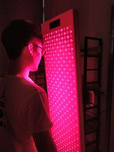 Image 5 - プロ 2019 新製品 850nm 660nm ledパネル赤療法赤色光療法スキンケア機