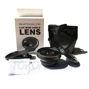 Image 5 - TOKOHANSUN Camera lens 4k HD 0.6x Wide Angle + 15x Macro Lens for IPhone 7 6s 5s 8 X XS se plus Mobile phone smartphone
