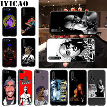IYICAO 2Pac Tupac Hip Hop Soft Phone Case for Huawei Honor 9X 20 Pro 7A 7C 7X 8 9 10 Lite 8X 8C Note 10 View 20 Case(China)
