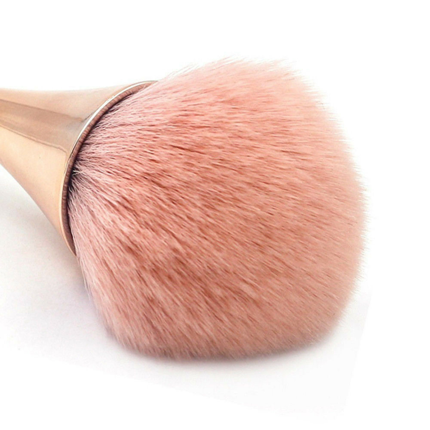 Rose Gold Powder Blush Brush 5