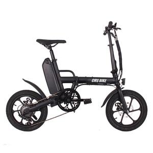 Image 2 - folding 16 inch 36v CMS F16 Plus ebike adult folding electric bike mini electric bicycle