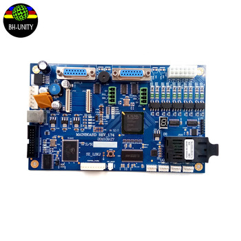 Galaxy dx5 main board mother board REV 1.74 double head for Galaxy UD-3212LD Myjet solvent printer