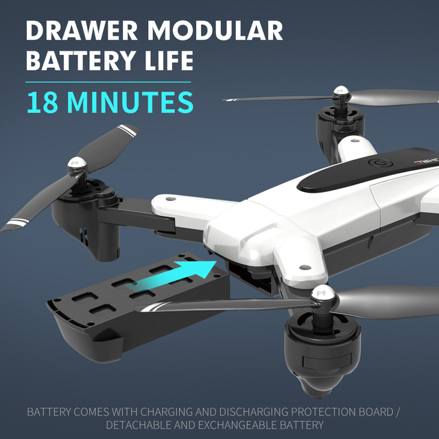 4K Professional Dual HD Drone 5