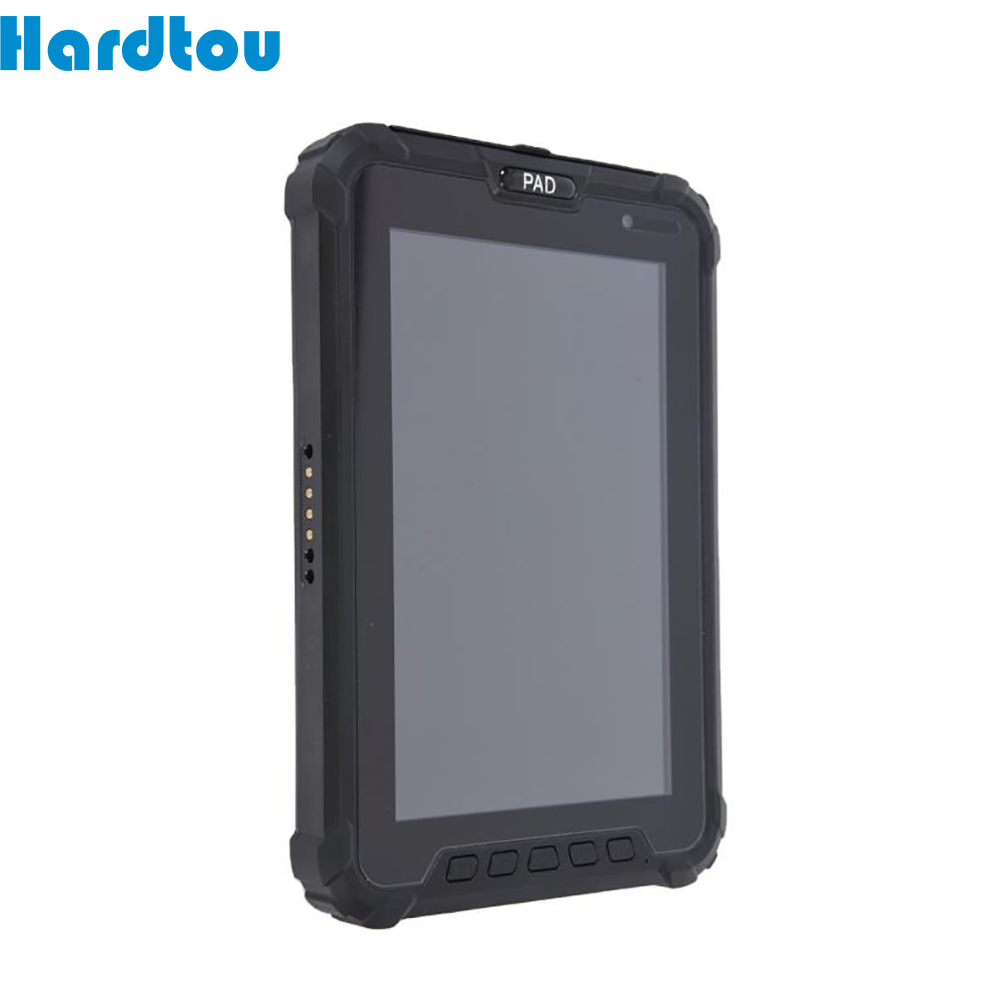 8 Inch Android Rugged Tablet PC Waterproof IP67 4G LTE Hardtou Scanner Industrial Tablet LT897