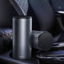 BASEUSขยะถังขยะกระเป๋าMini นวัตกรรมพับอเนกประสงค์เต้ารับในรถขยะแบบพกพา