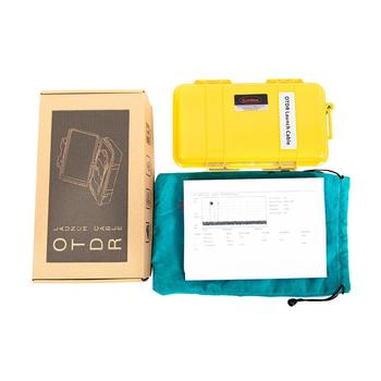 Komshine Fiber Optic OTDR Launch Cable Box Length 500M for OTDR Test Machine 1310/1550nm