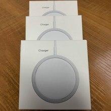 Мощное магнитное Беспроводное зарядное устройство для iPhone 12 Pro Max 12 Pro 12Mini Macsafe, зарядная станция для быстрой зарядки, 15 Вт