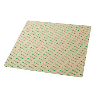 Image 4 - Creality 310X320/410*410/510X510X1mm Frosted HeatBed Hot Bed Platform Sticker For CR 10S pro CR 10S4 S5 3D Printer