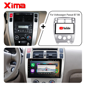 Image 4 - XIMA Car Radio Android 9.0 2G+32G DSP Multimedia Video Player For Hyundai Tucson 2006 2007 2008 2010 Navigation GPS 2 din