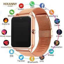 Z60 Smart Watch with Sim Card Bluetooth SmartWatch Relogio Inteligente Smartwatch GT08 Plus Reloj PK Band