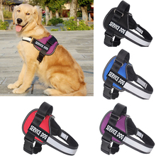 Nylon Dog Harness Reflective Collar Personalized dog harness and leash Set Large for Small Medium