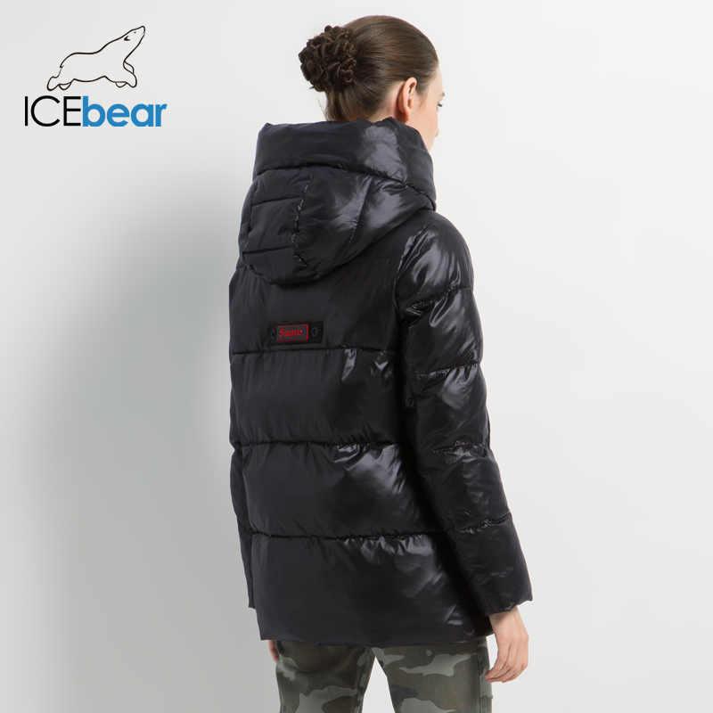 2019 nueva chaqueta de invierno para mujer, de alta calidad Abrigo con capucha, chaquetas de moda para mujer, ropa de invierno cálida para mujer, Parkas Casuales