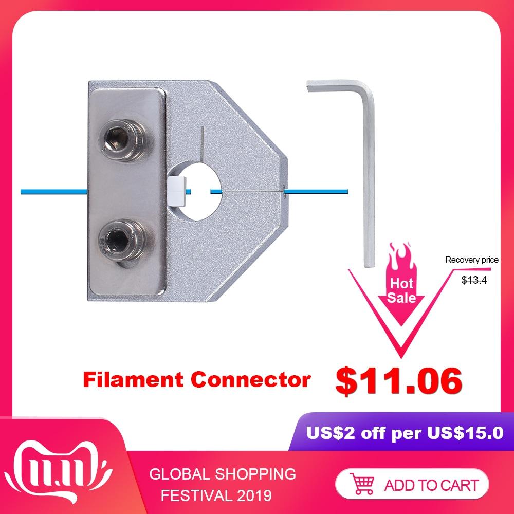 Filament Welder Connector 3D Printer Parts For 1.75mm/3.0mm PLA ABS Filament Sensor Ender 3 Pro Anet SKR 3D Printer