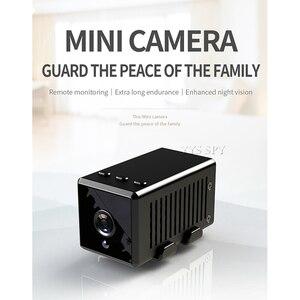 8 Hours Video Recording HD 1080P Mini Wifi Camera Espia Micro Action Bike Kamera Secret Gizli Small Cam Night Vision IP Camara