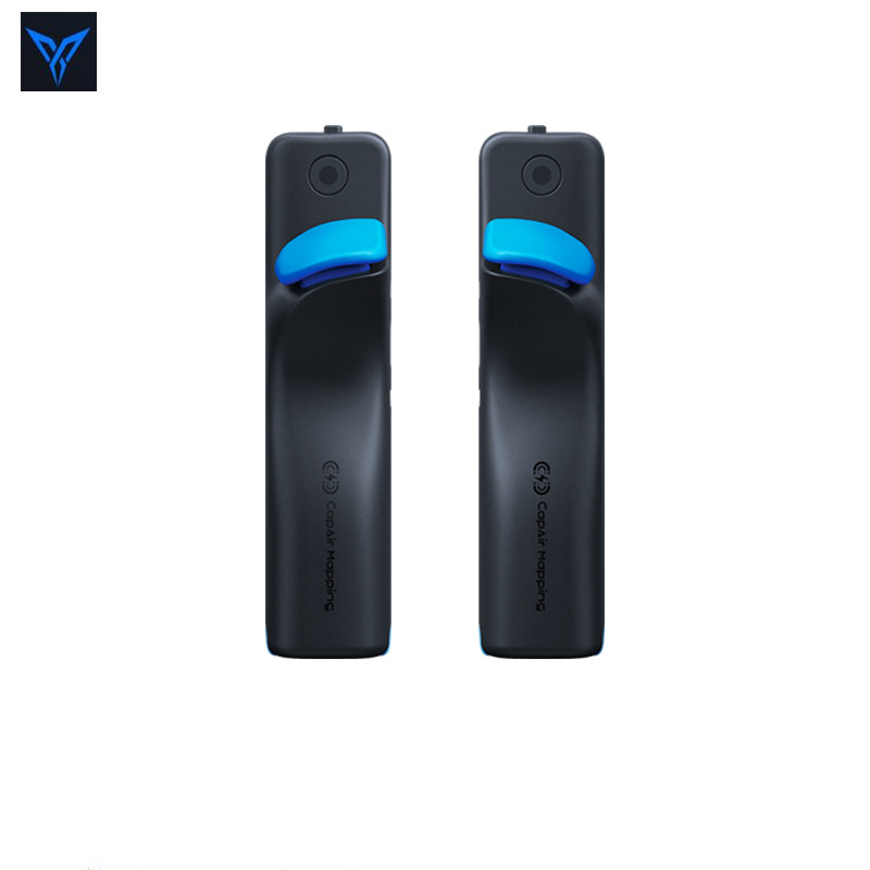 Stock Flydigi Trigger 2 Generation Mobile Game Button PUBG COD Auxiliary Six-Finger Artifact iOS Android Automatic Pressure Gun(China)