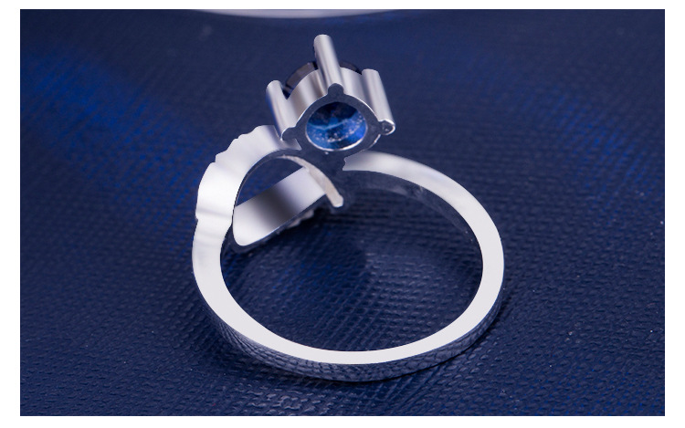 ring 925 silver jewelry for women x2