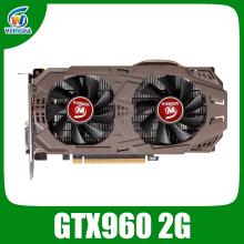 VEINEDA Schede Grafiche Originale GTX 960 2GB 128Bit GDDR5 1203MHz/7012MHz Scheda Video per nVIDIA Geforce GTX960 2GB Hdmi Dvi Carte