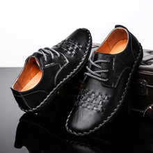2019 Men casual shoes Comfortable fashion flat sneakers male shoes Lace-up shoes Four Season flats Big size 48 man shoes *9906 цены онлайн