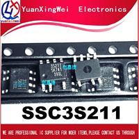 5pcs 100% Nieuwe SSC3S211 3S211 sop-7 Chipset
