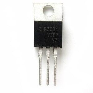 Image 1 - 50 개/몫 IRLB3034 TO 220 IRLB3034PBF TO220 신형 MOS FET 트랜지스터 재고 있음