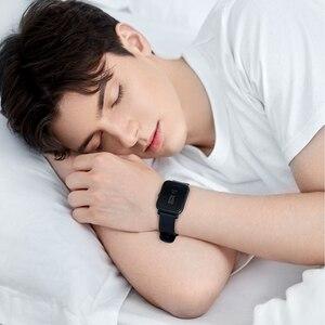 Image 3 - Globalna wersja Amazfit Bip Lite Huami inteligentny zegarek 1.28 calowy wyświetlacz wodoodporny 45 dni żywotność baterii New Arrival