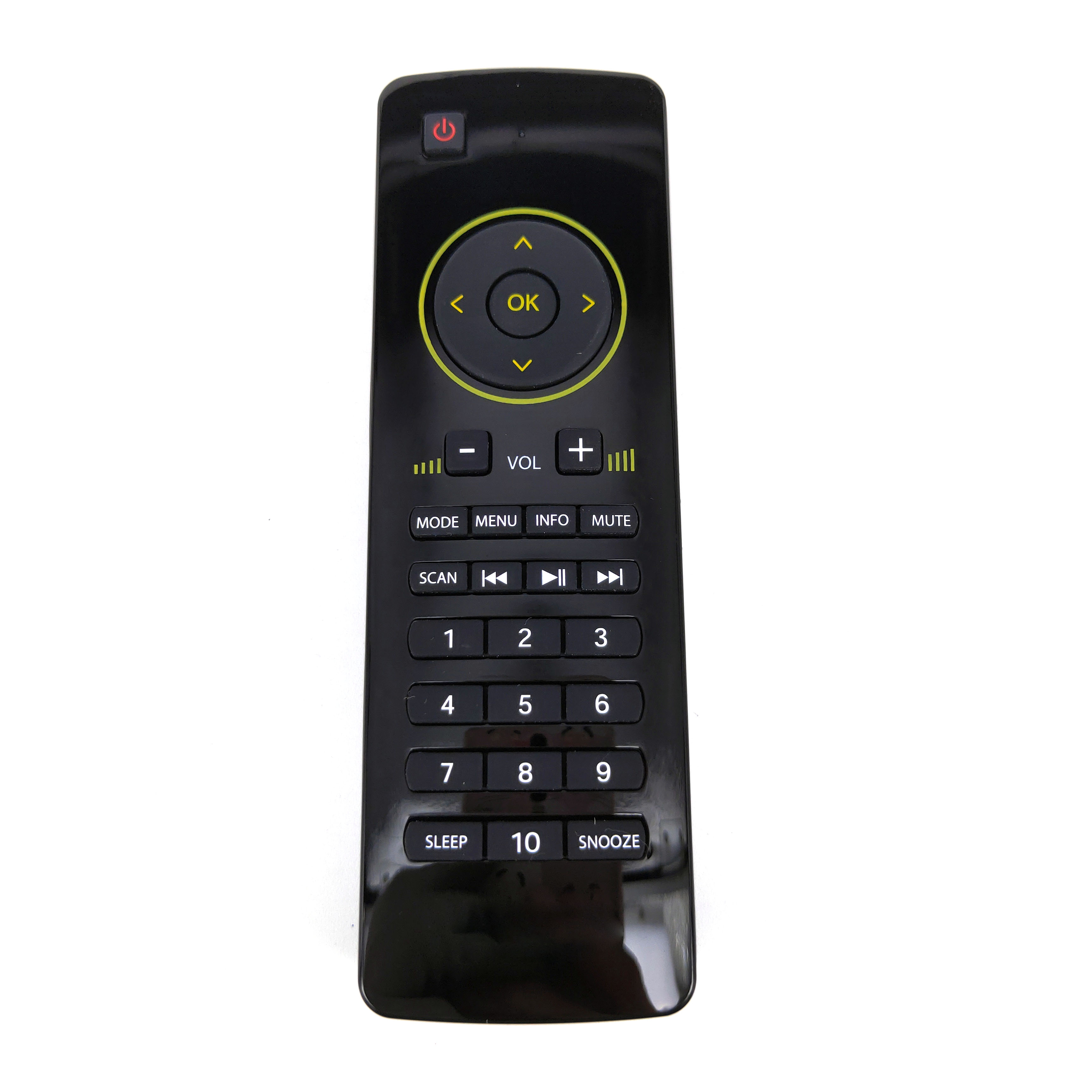 New Original remote control suitable for technisat bluetooth audio DigitRadio <font><b>450</b></font> controller Fernbedienung image