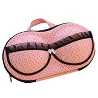 Çok iç çamaşırı kesesi makyaj çantası sutyen çantası seyahat organizatör kozmetik makyaj tuvalet çorap külot iyi düzenleyici saklama kutusu çantası|Çekmece Düzenleyiciler|Ev ve Bahçe -