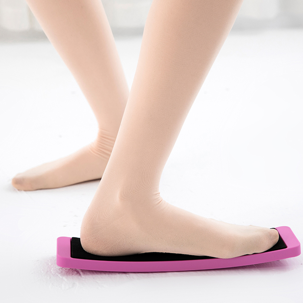 Unisex Ballet Training Tools Dance Board Turnboard Adult Pirouette Ballet Turn Card Practice Spin Dancing Accessories