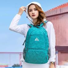 PLAYKING Foldable 여행 배낭 방수 미니 여행 배낭 여성 남성 가방 Mochila Feminina 캠핑 bagpack 가방 가방