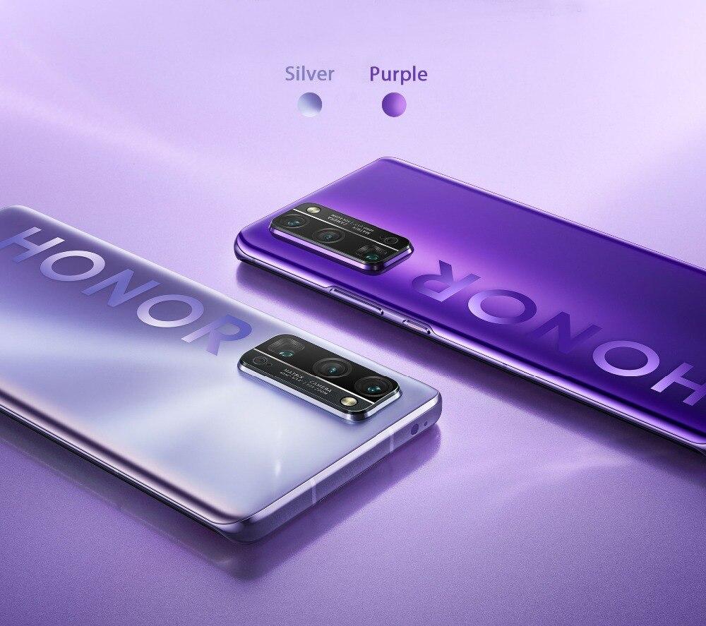 New Arrival Honor 30 Pro 5G Smartphone Kirin 990 6.57'' 40MP Triple Cam IP54 Waterproof Wi-fi 6+ Mobile Phones 40W SuperCharge (2)