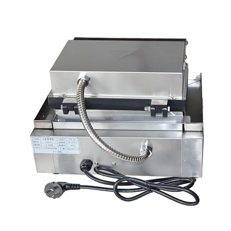 Six Grid Circle Pastry Machine Baking Machine Doughnut Machine Desktop Commercial Electric Snack Equipment Fyx-6a