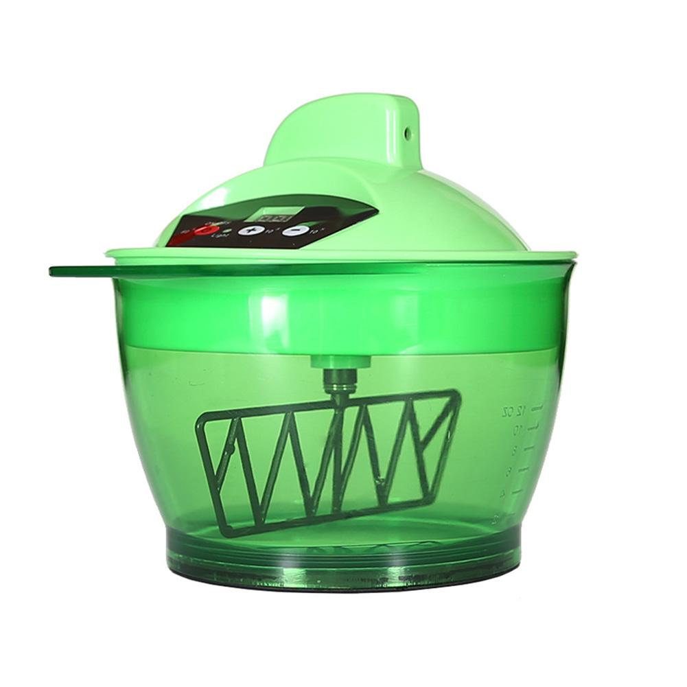 Dyeing Electric Mixing Bowl Automatic Mixing Bowl Hairdressing Tools Mixes Dye And Bleach Perfectly Self-timing Performance