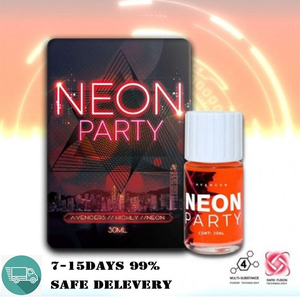 Neue 30ml R. S. Leucht Schütteln Glow Verzögerung Spray Stärker NEON für Männer Flüssigkeit Lange anhaltende Homosexuell Party Sex Spielzeug