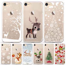 Case for Iphone 6s Soft Clear TPU Back C