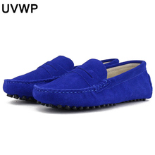 High Quality Women Shoes Fashion Women Flats Genuine Leather Moccasins Comfortable Women Flat Shoes Hot Sale Driving Shoes