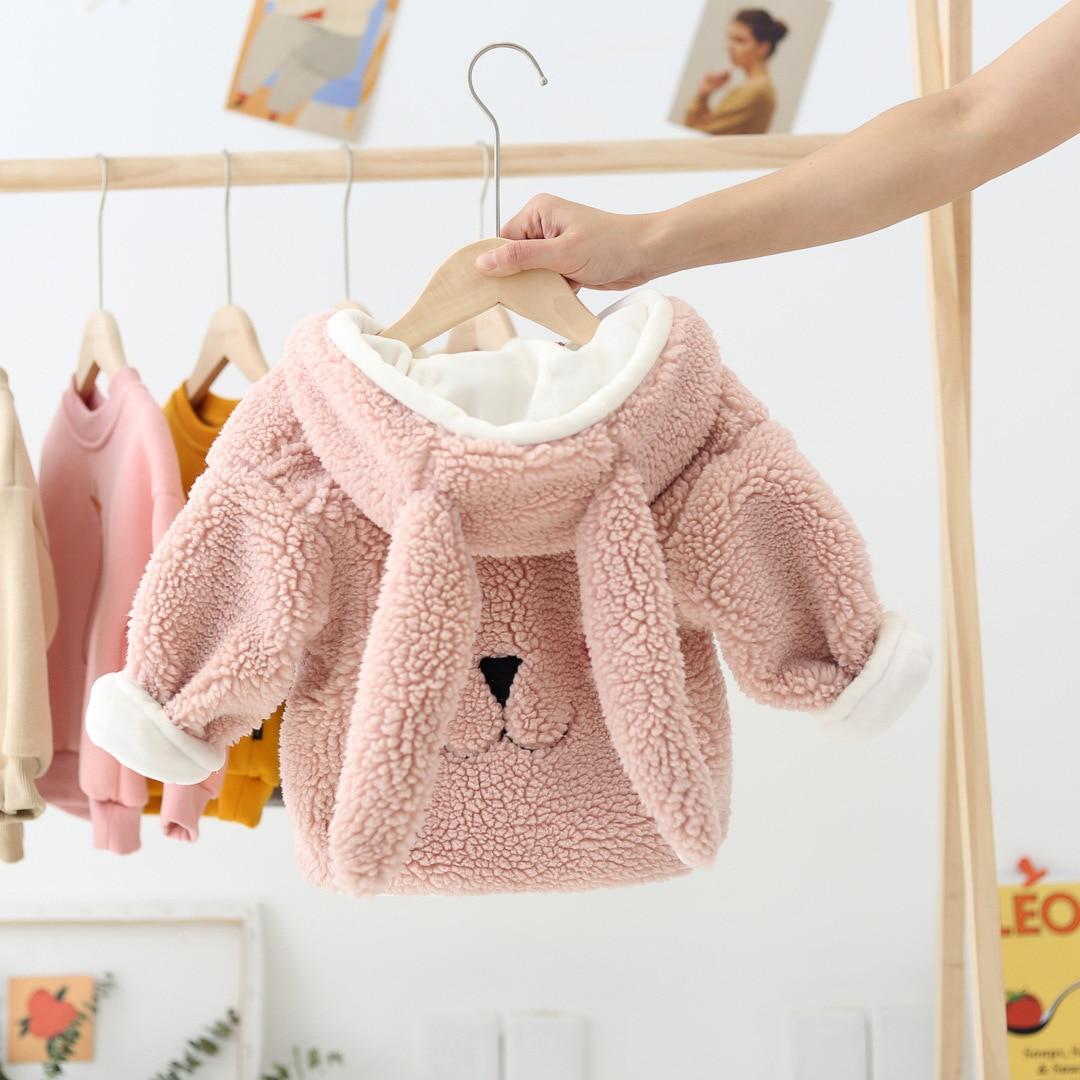 WLG/зимние парки для девочек; Детские плотные розовые парки с героями мультфильмов; милая одежда для маленьких девочек с сумочкой
