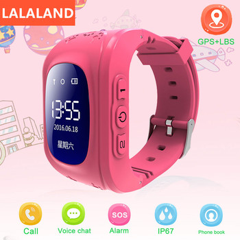 Anti Lost Q50 Smart Watch OLED Child GPS Tracker SOS Monitor Positioning Phone Kids GPS Baby Watch IOS Android Location Finder voberry smart watch kids gps tracker watch phone for children with gps gsm wifi positioning phone android