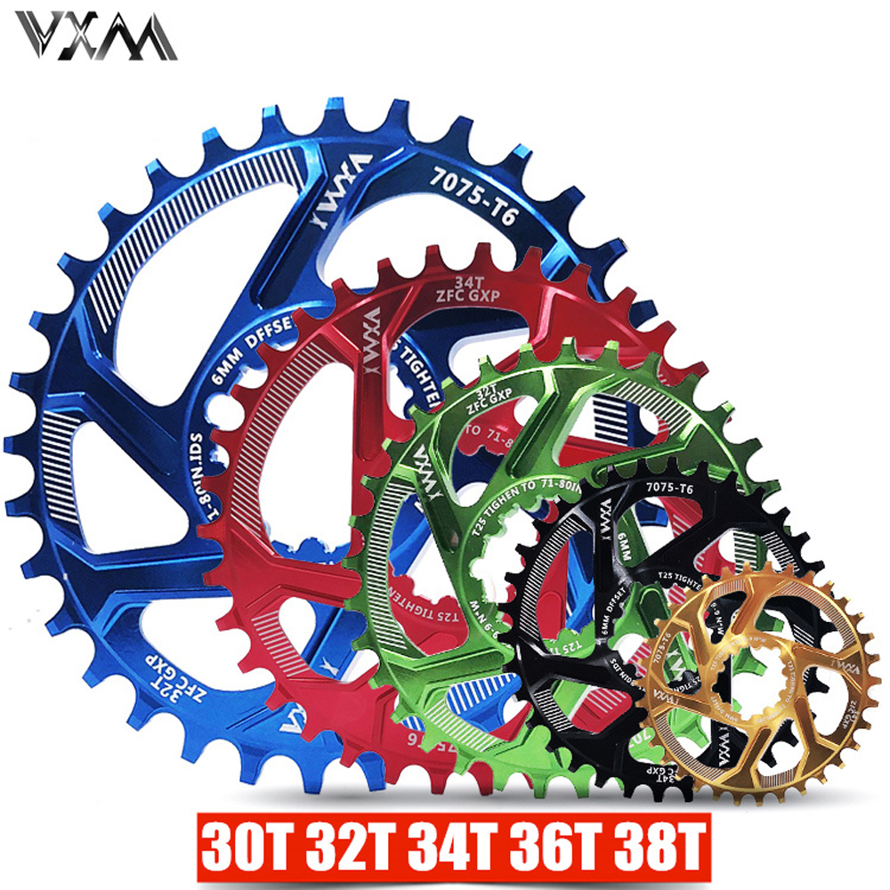 VXM MTB GXP bicycle Crankset fixed gear Crank 30T 32T 34T 36T 38T Chainring Chainwhee for sram gx xx1 X1 x9 GXP Bicycle Parts