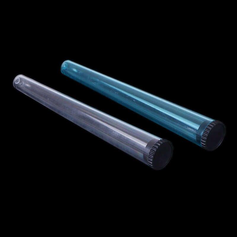 Support de roulage de pilules en plastique | Stockage de cigarettes en cône Tube étanche à l'air
