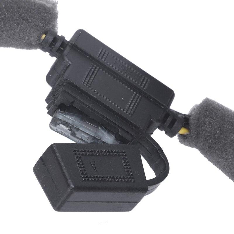 Auto Handy Qi Wireless Charging Pad Modul Console Storage Box Für Audi Q7 2016 2019 Auto Zubehör - 4